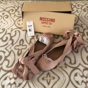 MOSSIMO Ballet Shoes